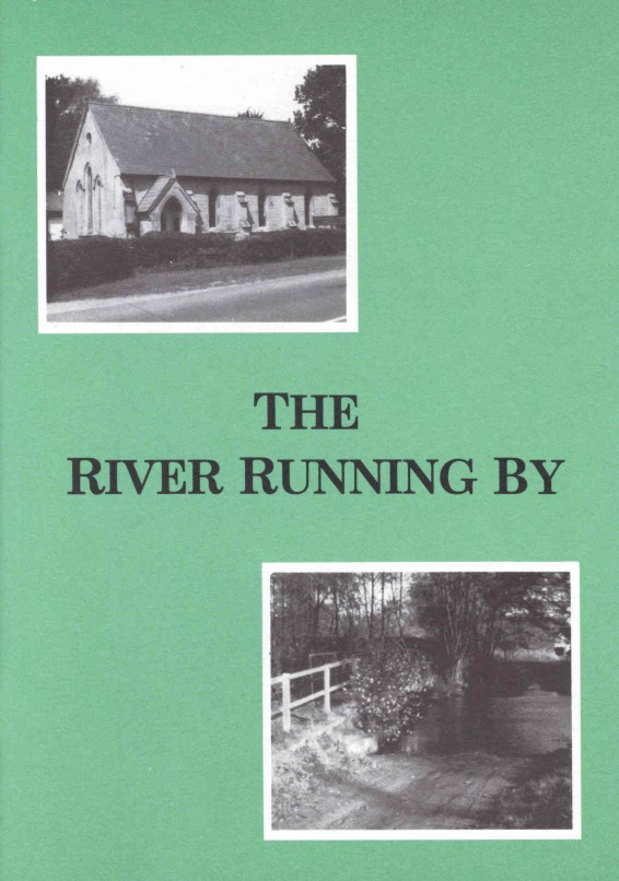 Book Cover - The River Running By, a history of Standford